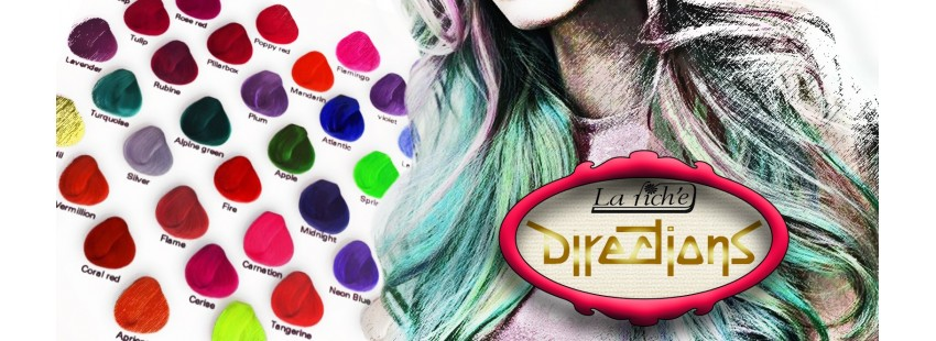 HAIR DYES & CARE