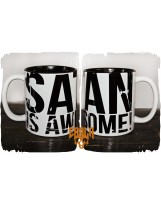 SATAN IS AWSOME