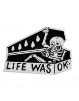 LIVE WAS OK -  SILVER