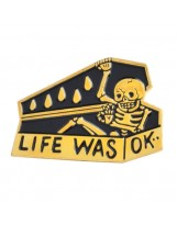 LIVE WAS OK -  GOLD