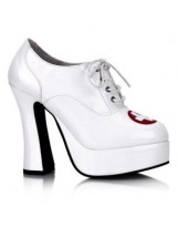 NURSE PLATFORM SHOES PLEASER DOLLY-93